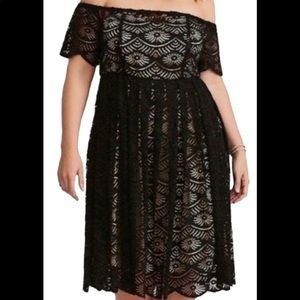 Torrid formal dress